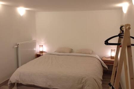 chambre cosy et salle de bain privée, bienvenue