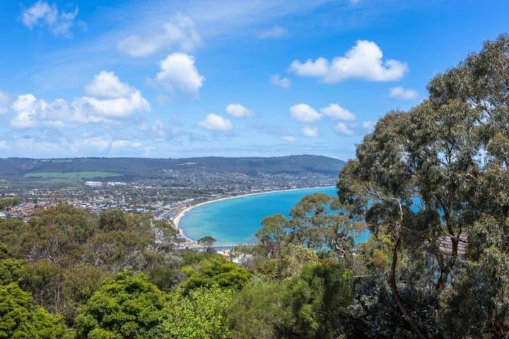 The Observation Deck In Mount Martha
