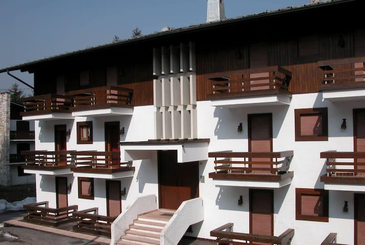 Appartamento panoramico a 500mt dal centro