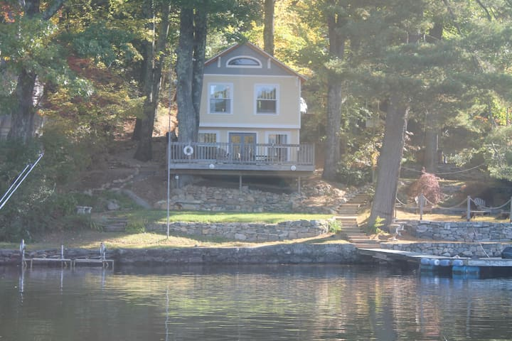 """Lone Pine Guest Cottage""   Lake house / Ski house - Winchester"