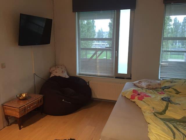 Cozy little studio in Amsterdam east