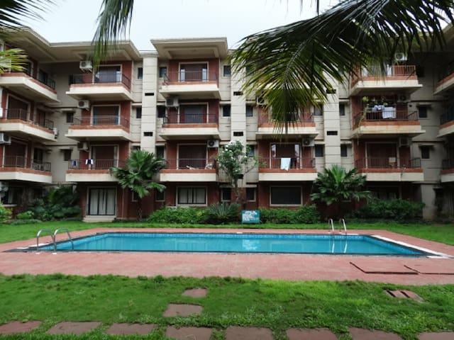 Goa Homeland 3 double bed