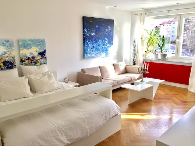 Your perfect home base when exploring Stockholm! - Stockholm - Appartement
