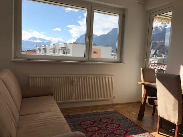 Big room: all you need in Innsbruck - Innsbruck - Departamento