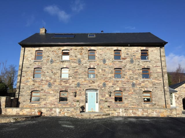 The Mill Boutique,  Bed & Breakfast, Graigue Upper