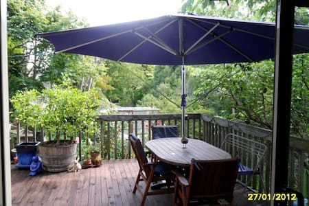 Peaceful Gully & Garden Location - Hamilton