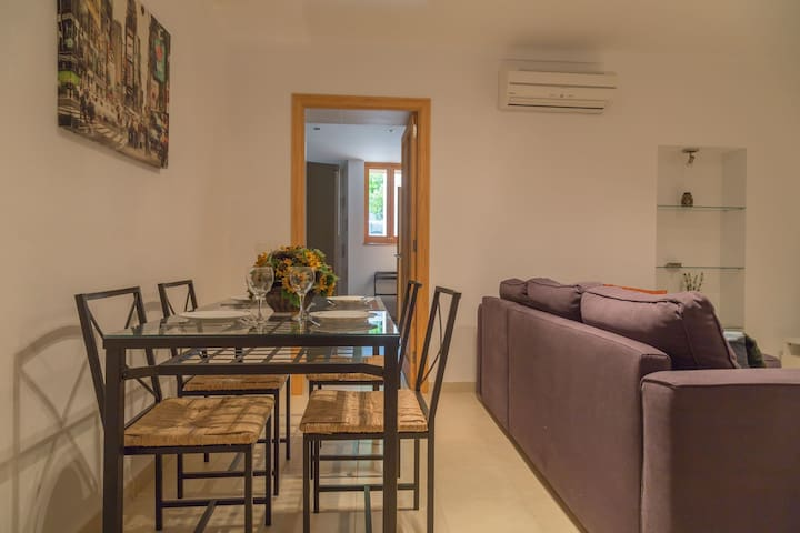 Beautiful holiday flat in mountain village - Apartment Caimari-1