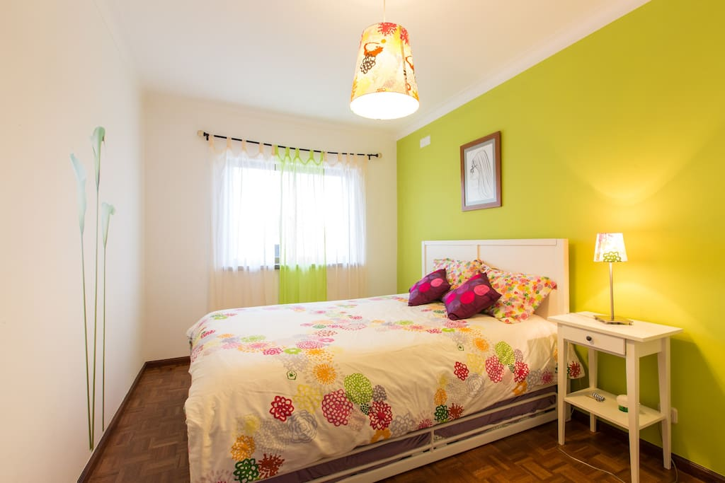 Double bedroom Quarto de casal