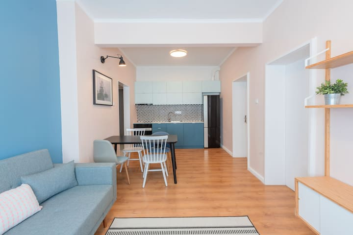 Main street apartment