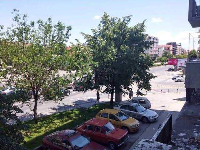 Peace Oasis in Skopje - Skopje - Pis