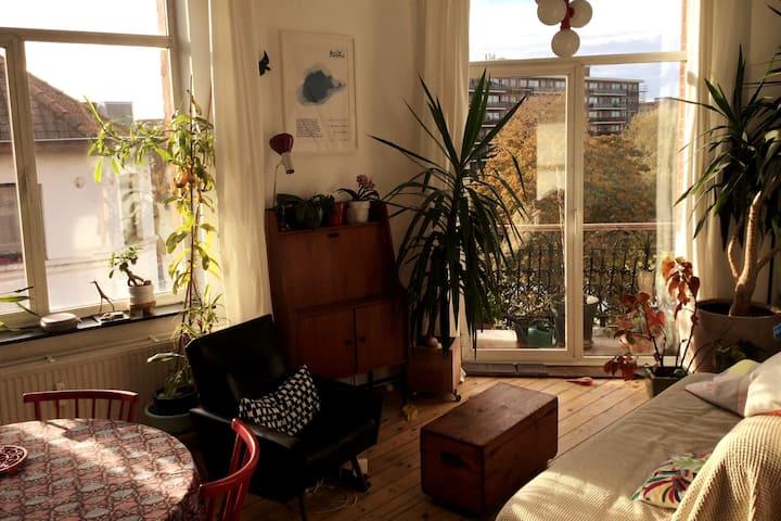 Appartement lumineux et cosy à Saint-Gilles