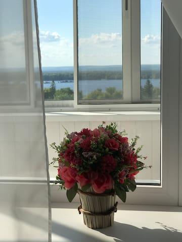 Уютные апартаменты на Набережной