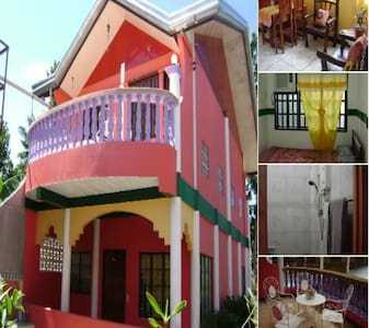 #3 Vacation House in Moalboal Cebu - Moalboal - Appartamento