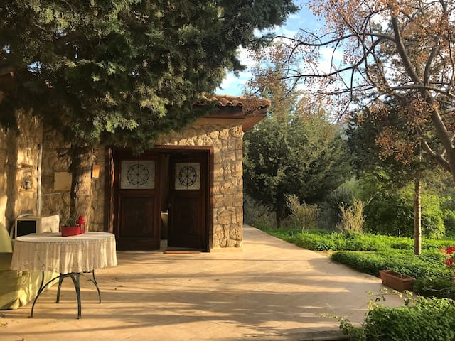 A unique get-away within nature, 5min from Kyrenia