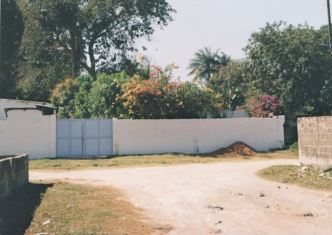 Belle Afrique, Gambia. Lodge 2