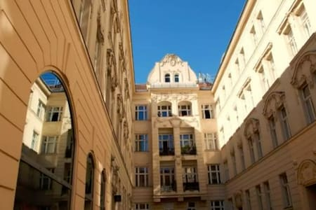 Typical old-viennese flat - เวียนนา - อพาร์ทเมนท์