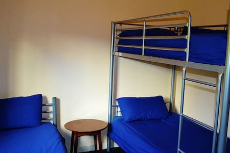 The Bunkhouse Triple Room @ Invershin Hotel