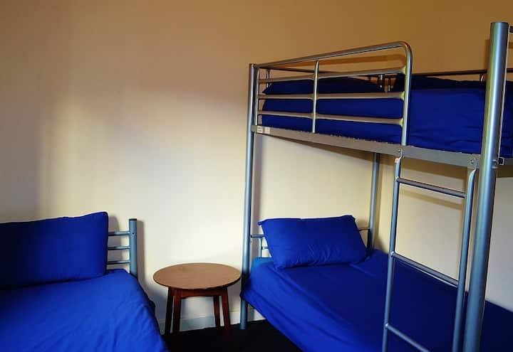 The Bunkhouse Triple Room @ Invershin Hotel