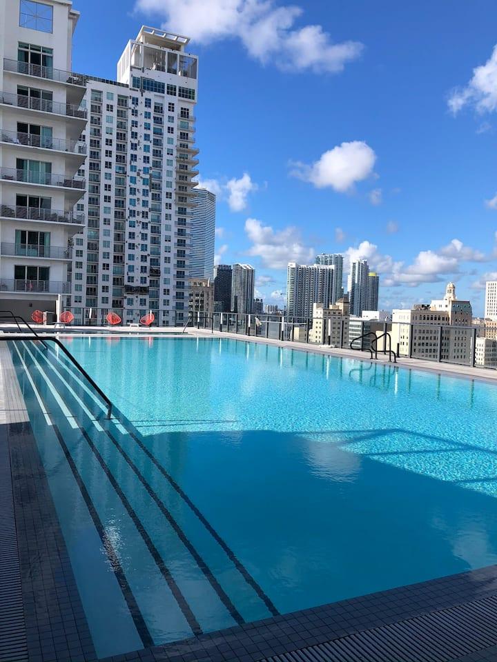 Downtown Miami/ X Miami/Guilt