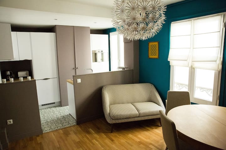 Wonderful apartment central location - 2 bedrooms