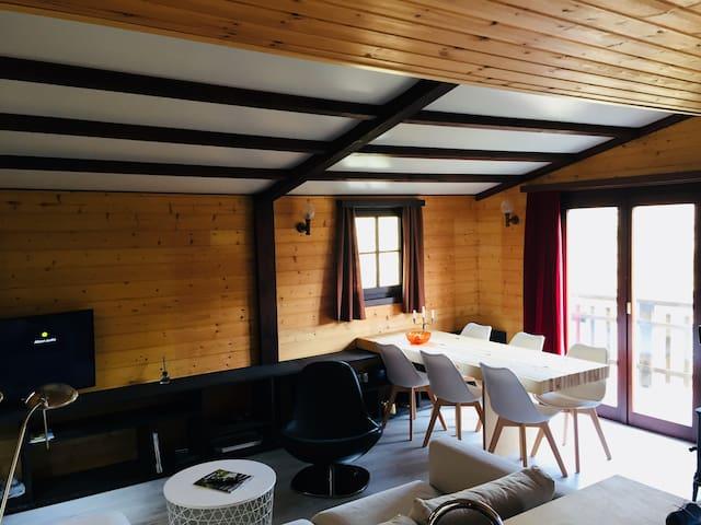 Charmant vakantiehuisje in hartje Ardennen