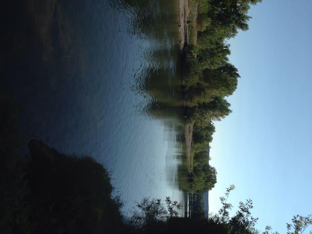 Maison pour 4 personnes à 500m de la rivière - Cessenon-sur-Orb - Rumah