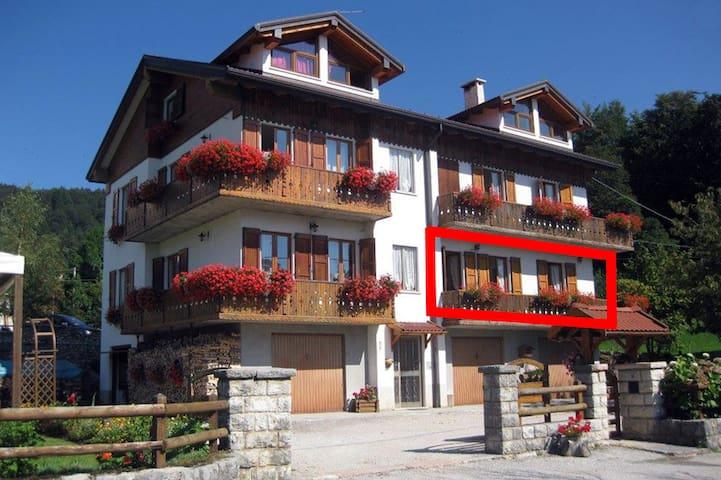 Casa Maestrin Primo Piano