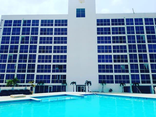 Apartamentos de Playa en Coronado.