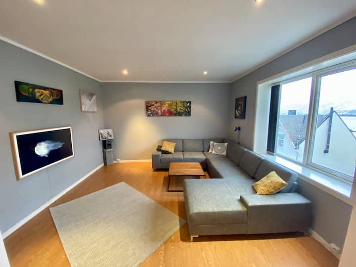 Nice and central apartment in quiet area