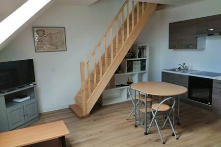Appartement T2 parfait pour des vacances réussies