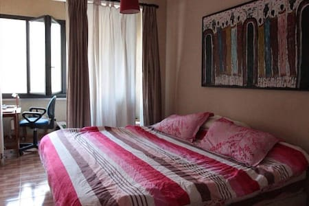 In-suite comfy spacious & calm room - Achrafieh - Appartement