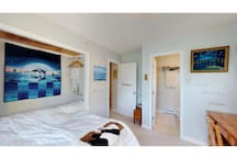 2nd bedroom ensuited