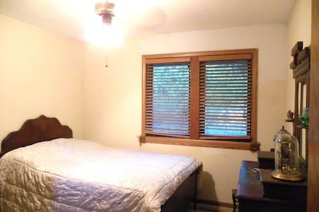 Buck Hill Manor Bedroom & Home - Burnsville