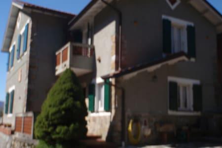 Casetta sull'appennino Ligure - Varese Ligure - Cabin