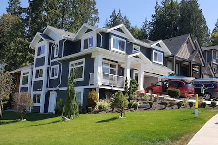 Sunny Place in Silver Valley !!! - Maple Ridge - Huis