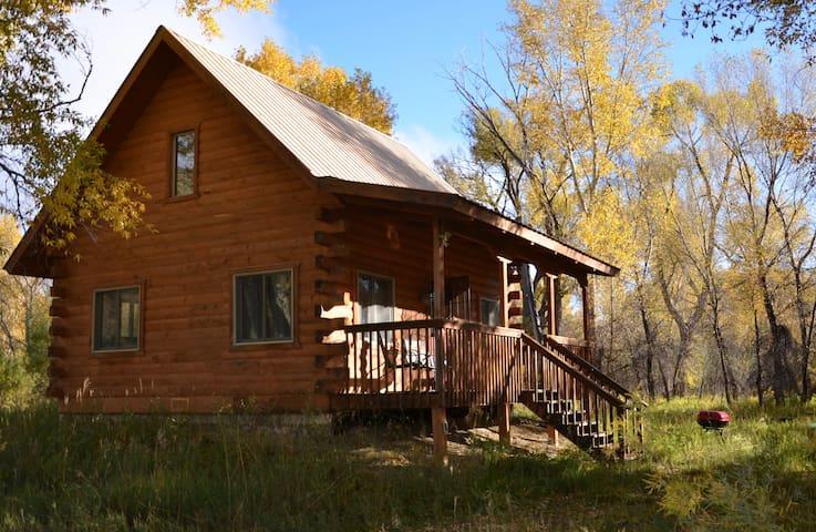 Cabin along San Juan River - Pagosa Springs - Hytte