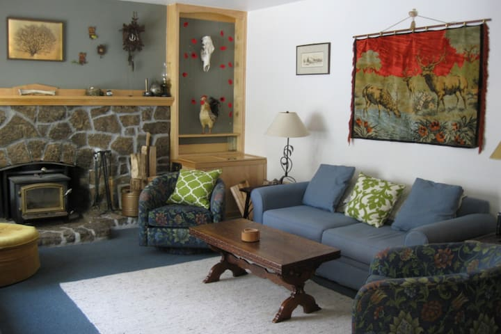 Private Room w/bath for 2-4 - Mount Hood Village