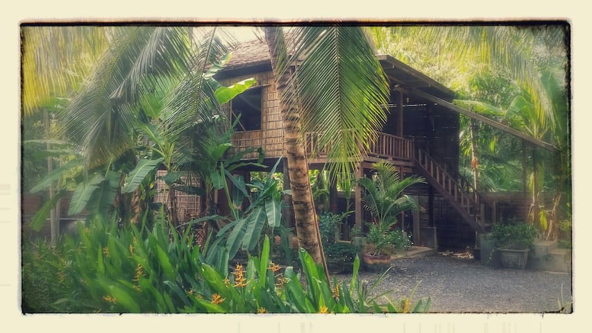 B&B Traditional khmer house - Krong Battambang - Hospedaria