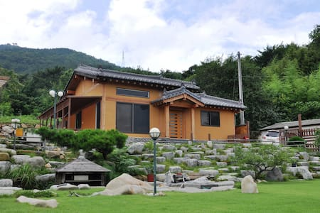 Private & Traditional house in Namhae - Gohyeon-myeon, Namhae