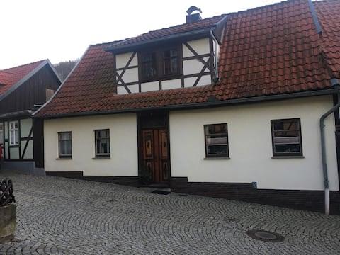 Familienunterkunft mit viel Platz  Töpfergasse 8