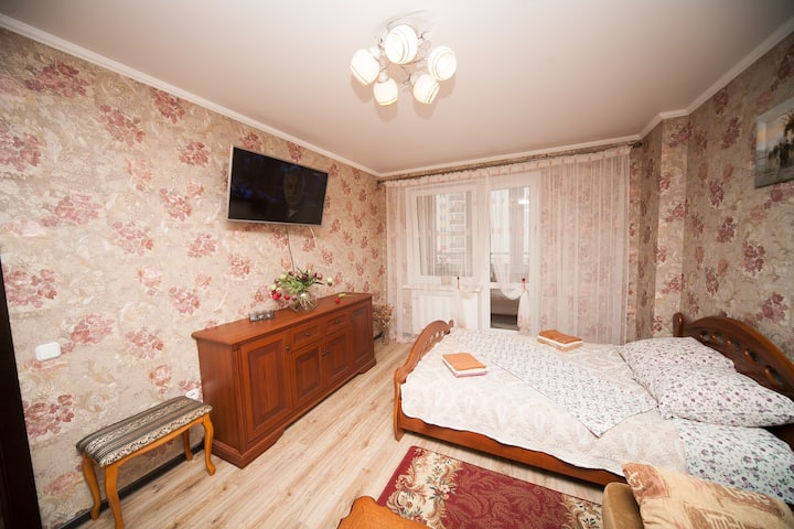 Gogol's apartments