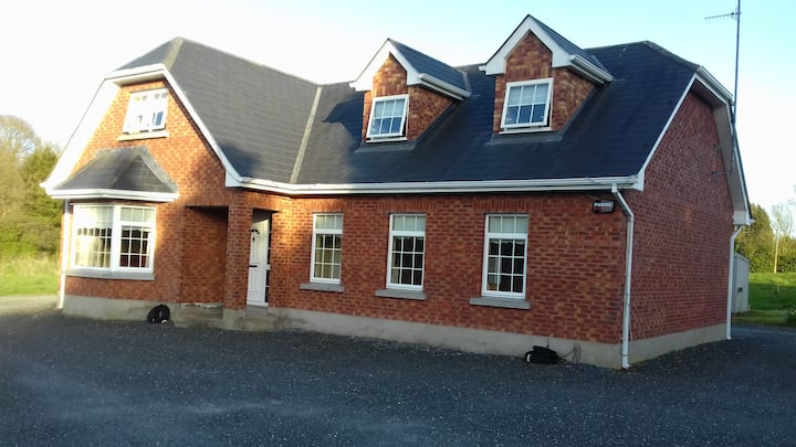 Kingscourt home with view