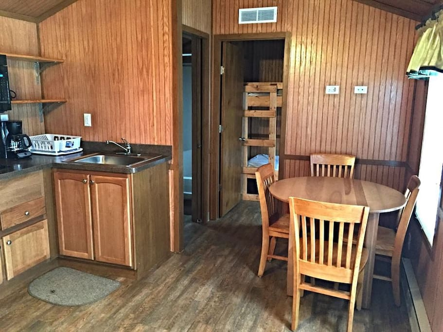 Waterfront Cabin Tiny House Cottages For Rent In