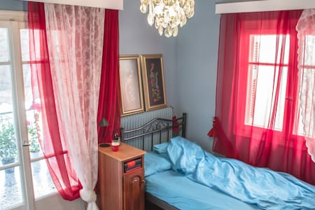 3 Private Rooms | Cosy flat with view of  Athens - Psychiko - Lakás