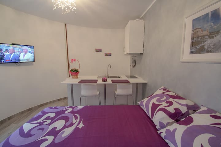 Studio for 2 persons with WLAN in Mareda R69082