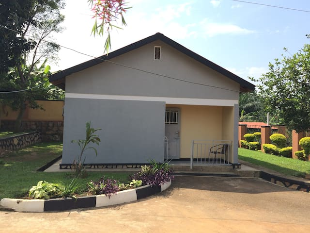 Two bedroom house for rent -Uganda - Entebbe