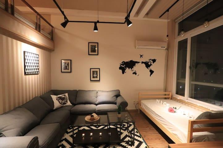 Designer's home/Whole house/3min_Seoul station N2