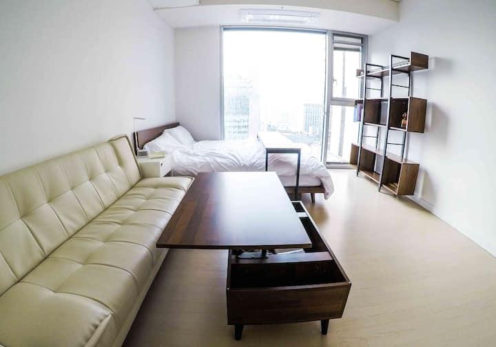 (방역진행)Gangnam St.10sec 강남역10초/신축 Rear Home 스윗마이홈
