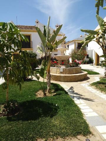 Un apartamento en la playa de Vera-Almeria