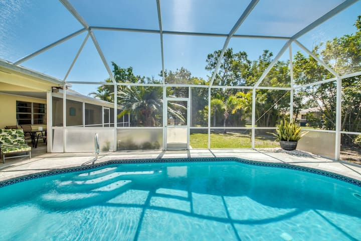 Roelens Vacations - Villa Casita Feliz - Cape Coral